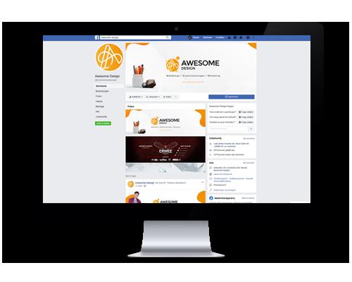 Marketingsleistungen - social media