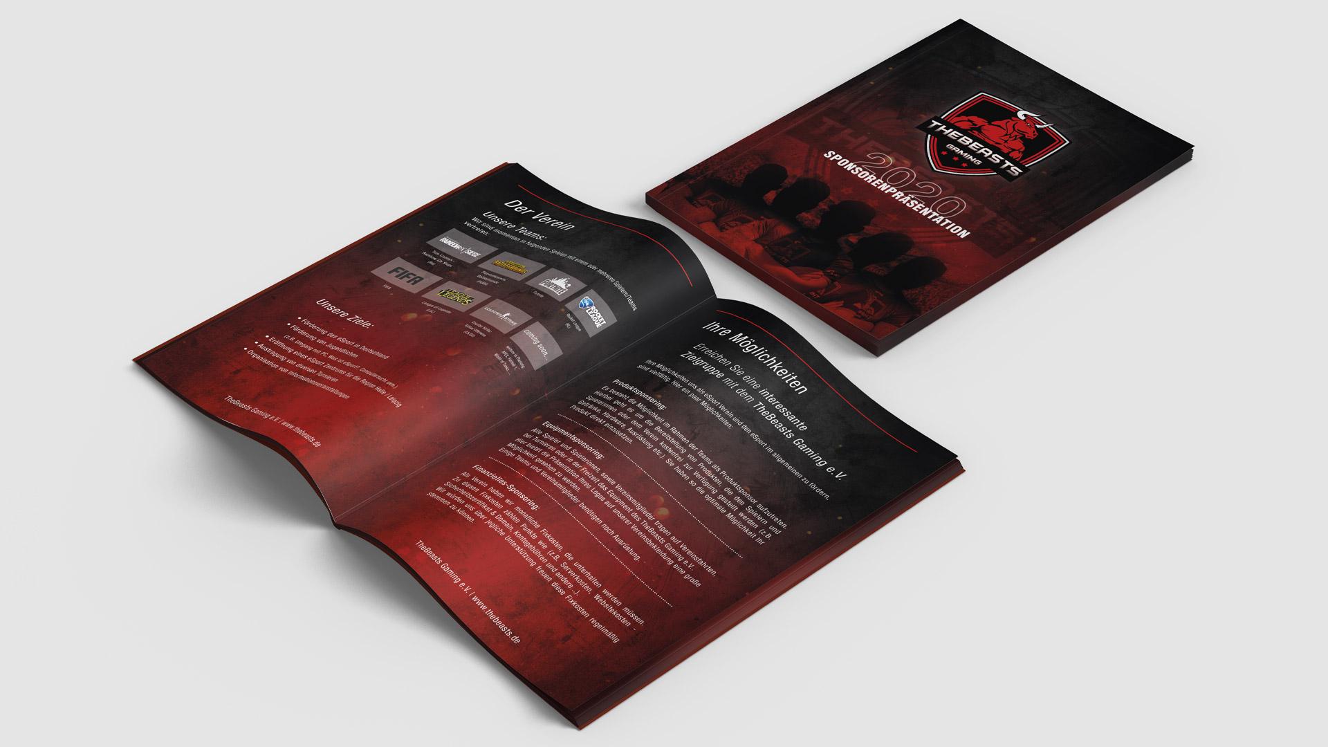 TheBeasts Gaming e.V. - Sponsorenpräsentation 2020